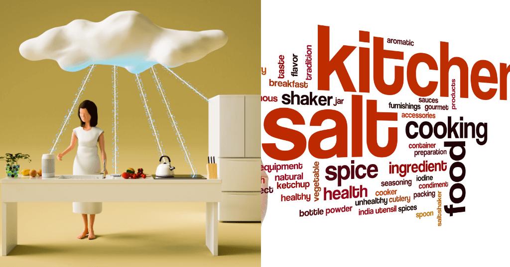 cloud kitchen startup concept